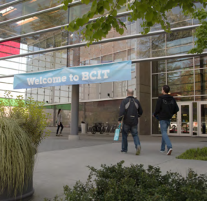 BCIT British Columbia Institute Technology Canada